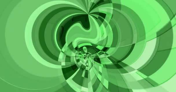 Vzory barev vytvářejí tekuté vlny a pohyb na pozadí