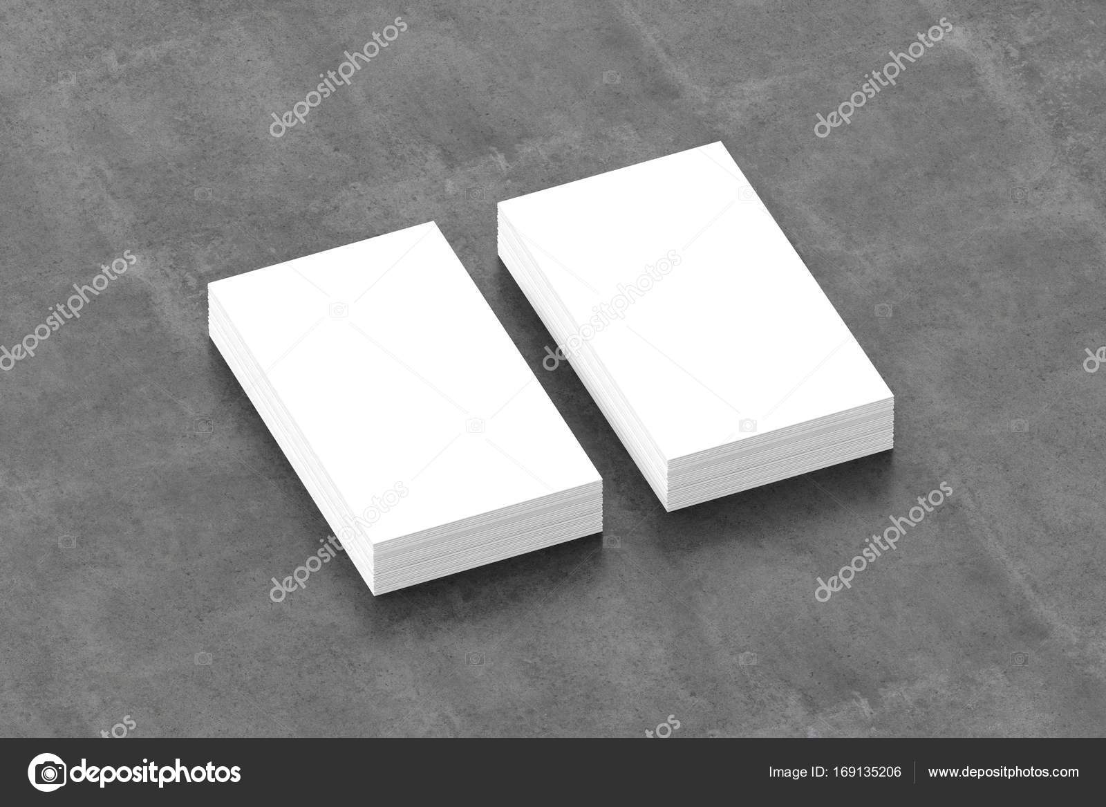 Business cards blank mockup template 3d illustration stock business cards blank mockup template 3d illustration photo by daliborzivotic fbccfo Image collections