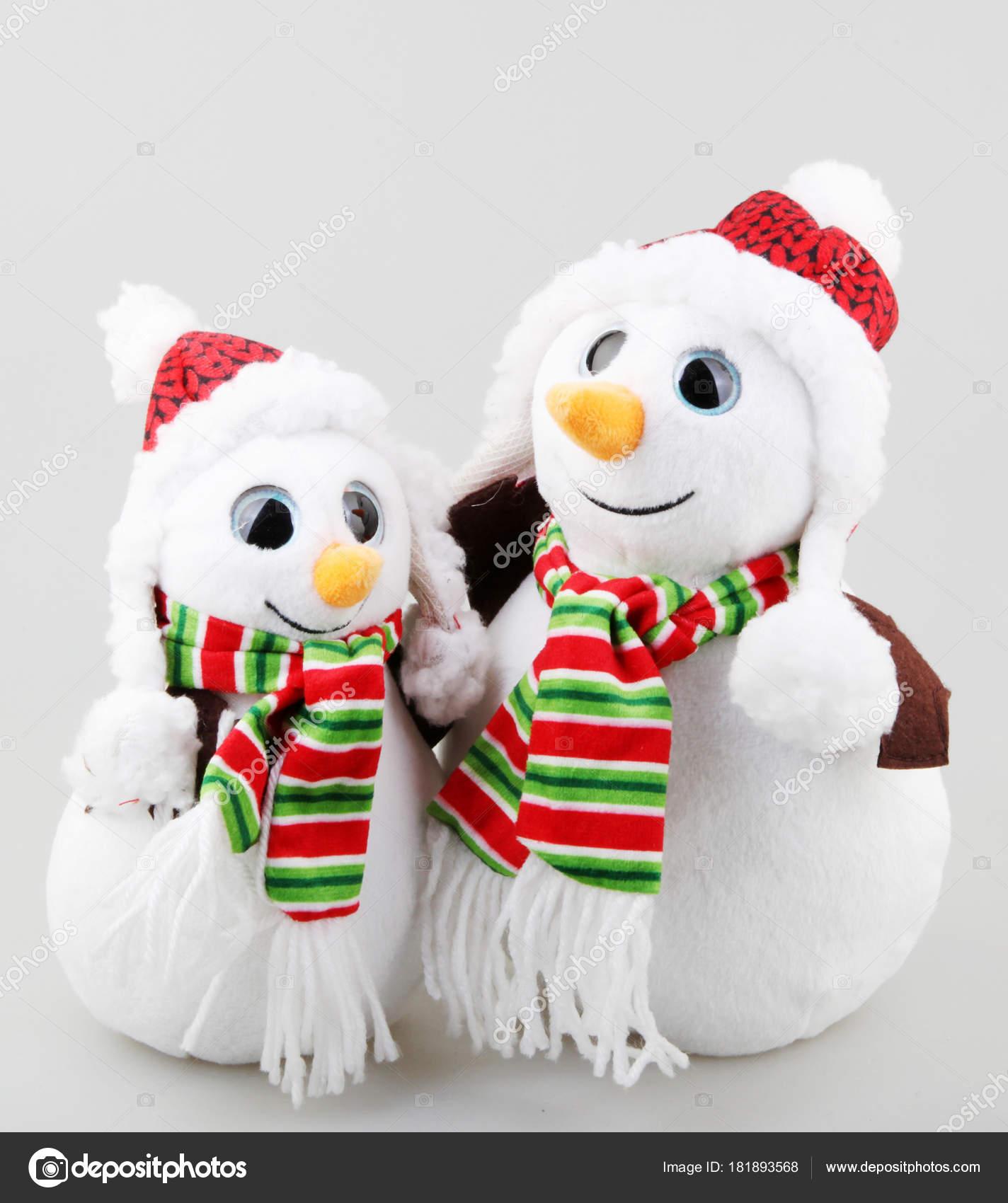 430bf8d0dccd5 Decoraciones de Navidad de muñeco muñeco de nieve– Imagen de Archivo