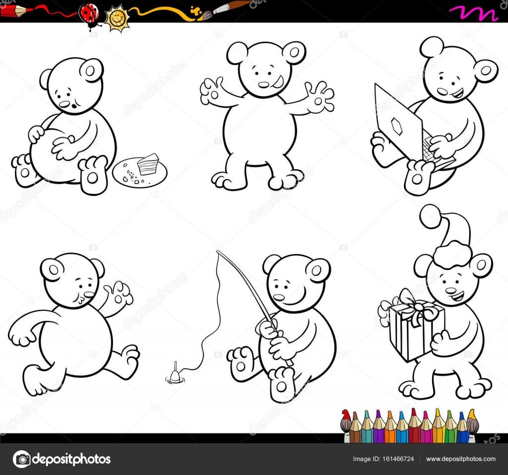 Dibujos Buhos Animados Para Colorear Bonitos Dibujos Animados Del