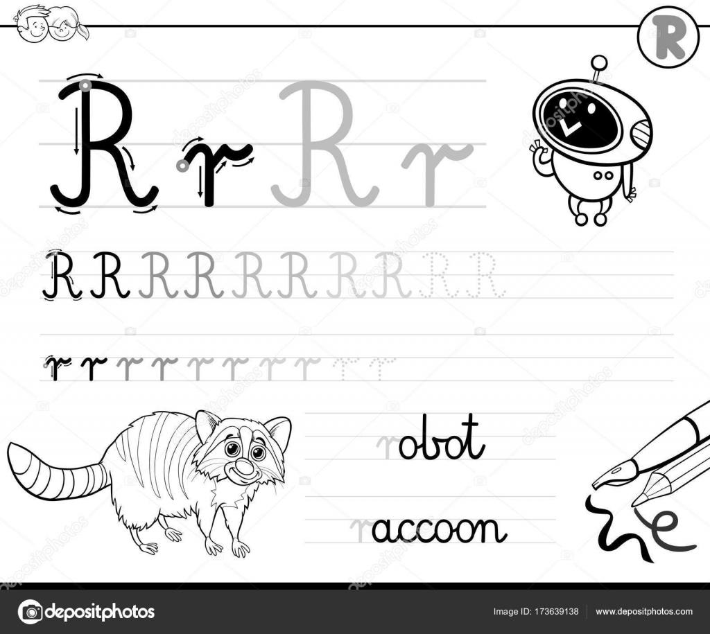 Imágenes Con La Letra Rr Para Niños Aprender A Escribir