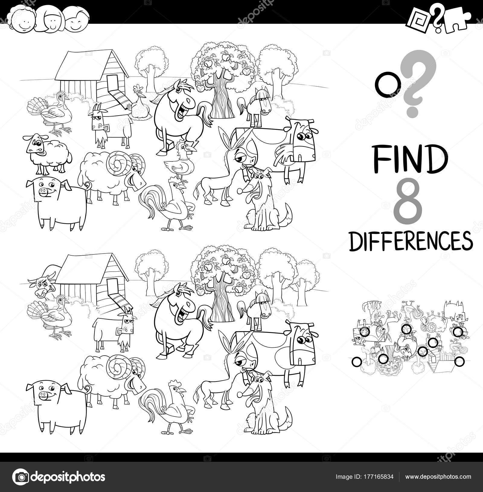 diferencias con el libro de color de ánimas de granja — Archivo ...