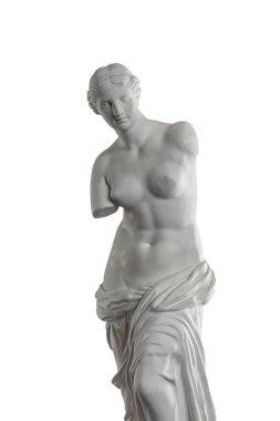 plaster sculpture of Venus, gypsum