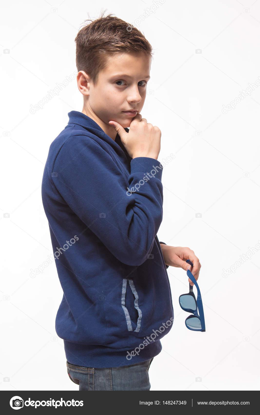 Brunetta, adolescenza