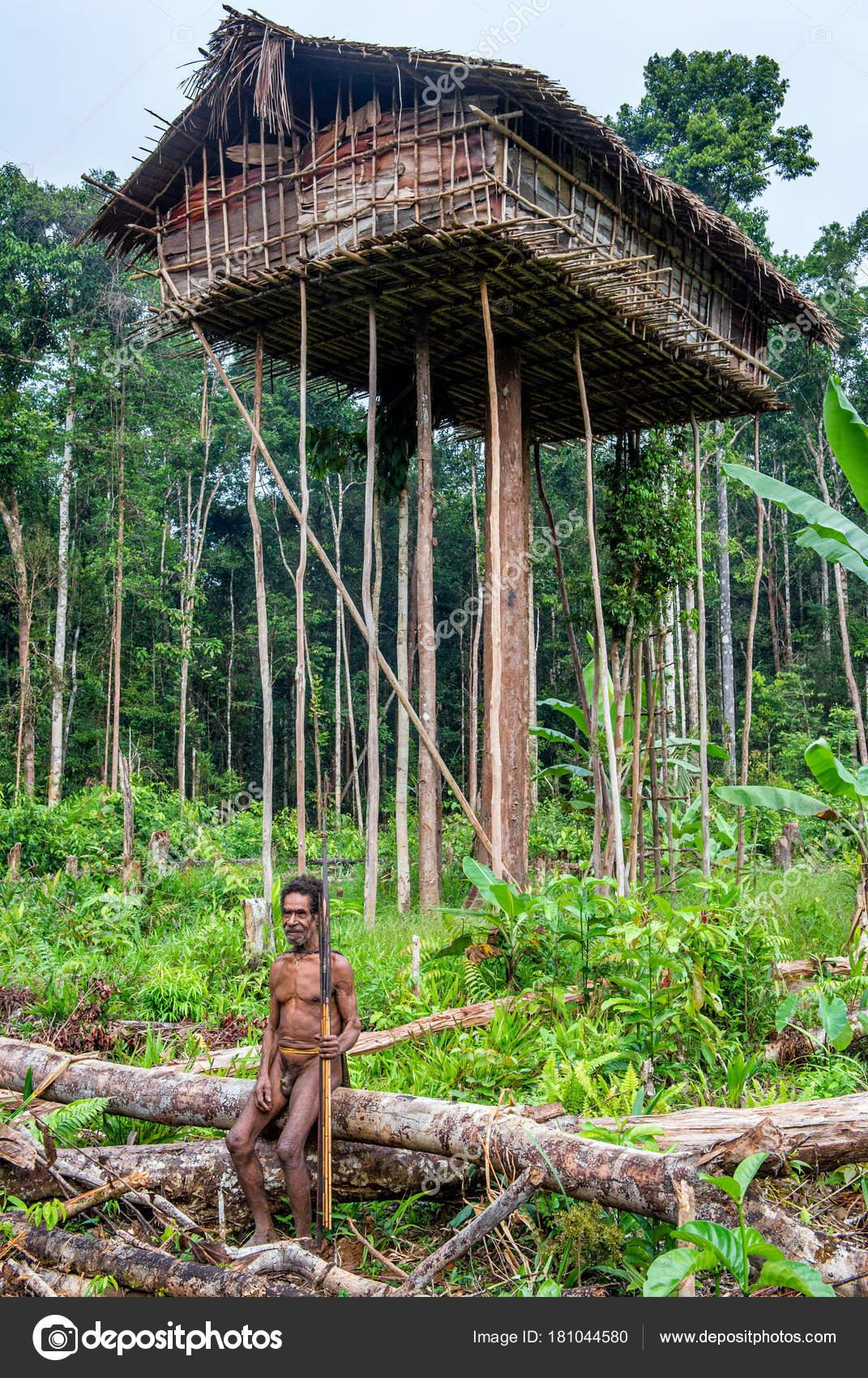 Pics: guinea | Indonesia New Guinea Irian Jaya Onni Village