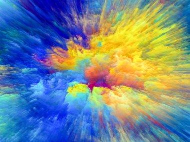 Color Splash background