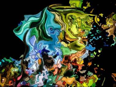 Memories of Self Fragmentation