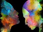 Synergien der inneren Farben