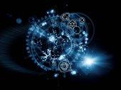 Fotografia Ingranaggi di astrologia