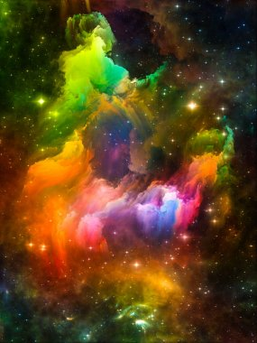 Advance of Interstellar Clouds