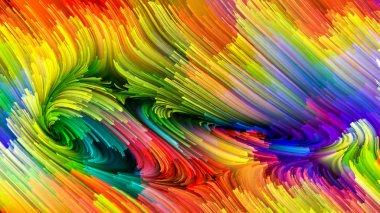 Conceptual Liquid Color