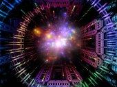 Virtualizace kvantové prostoru