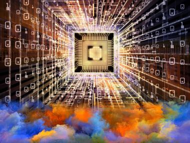 Metaphorical Digital Processor