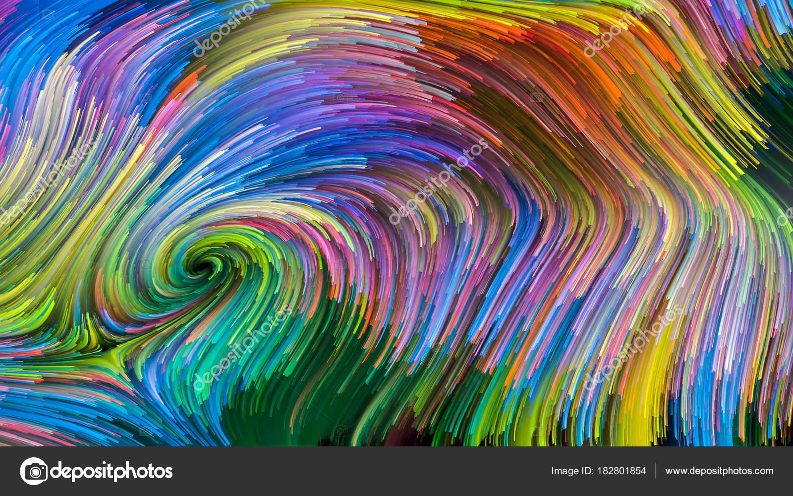 яркие краски фото