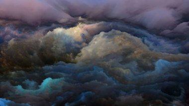Vision of Alien Atmosphere