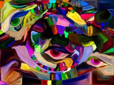 Virtual Color Division