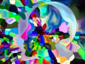 Fotografie Evolving Color Division