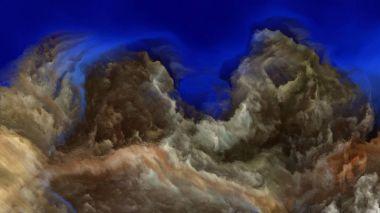 Propagation of Alien Atmosphere