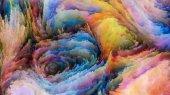 Taneční barevné barvy