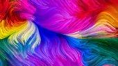 Polibek barevné barvy