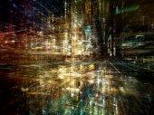 Fotografie Vnitřní život digitálního světa