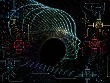 Energy of Machine Consciousness