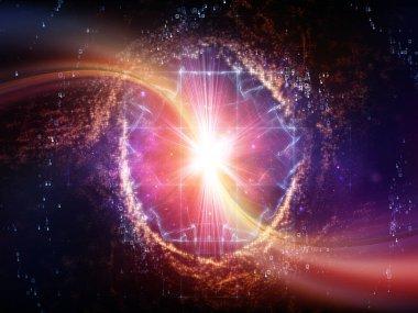 Energy of Numbers