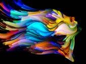 Energie der Farbe