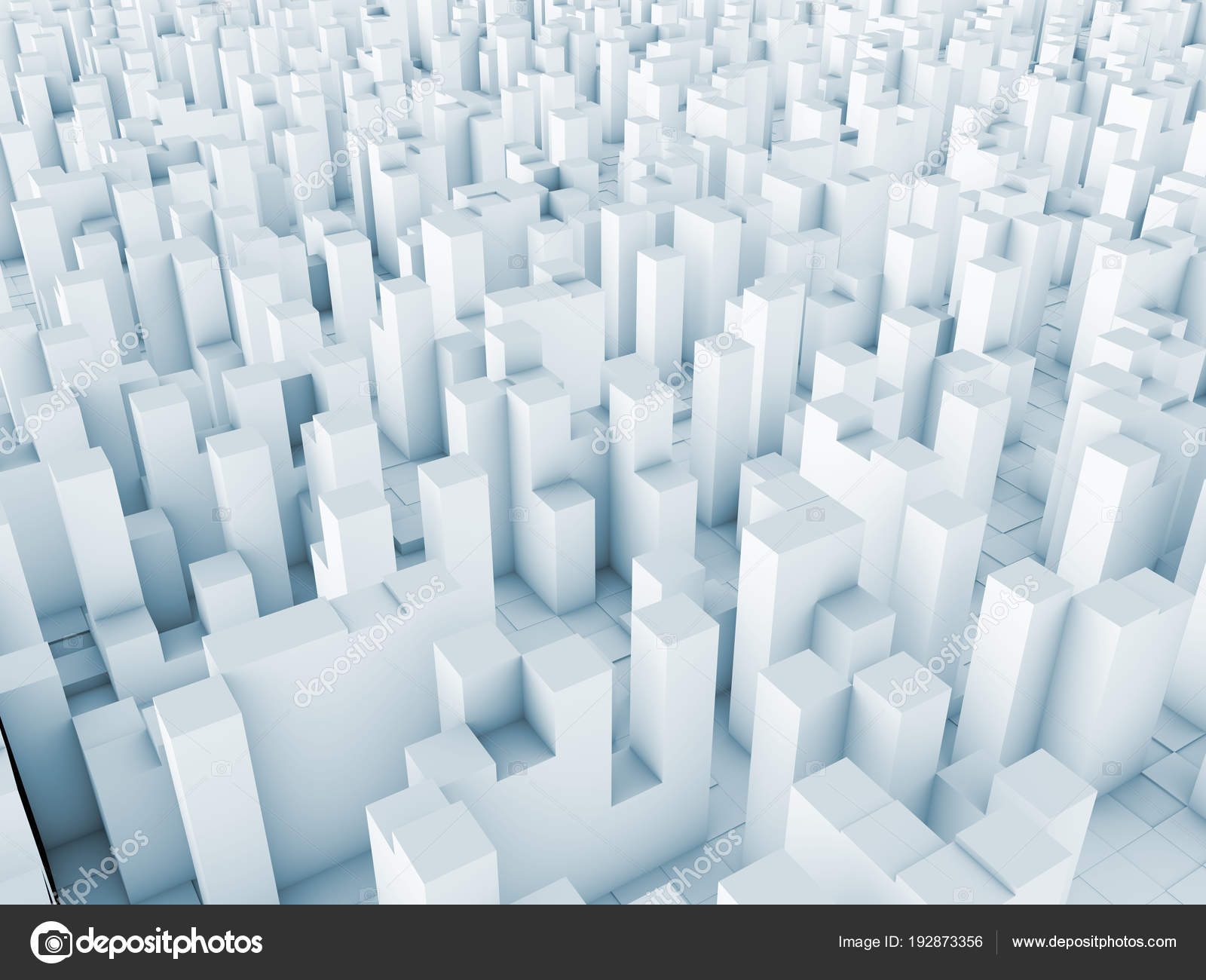 MoGraph Landscape — Stock Photo © agsandrew #192873356