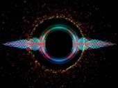Vizualizace digitálních radiální oscilace