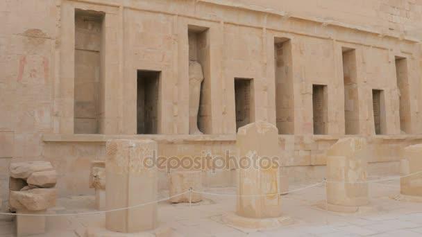 Historická budova v Egyptě
