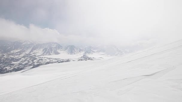 Panorama Kavkazský hřeben