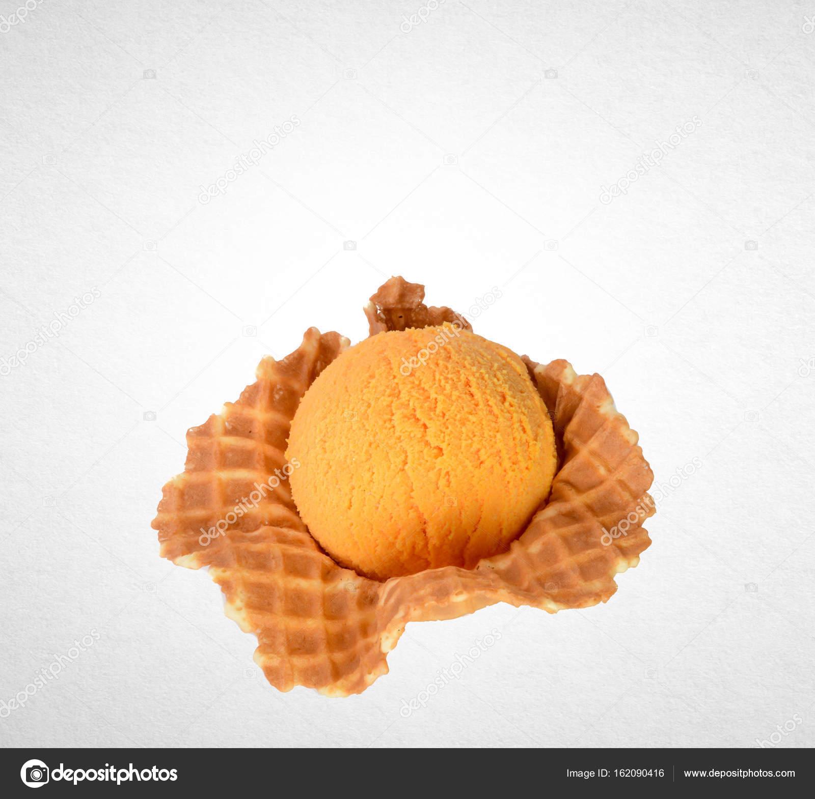 Dondurma Topu Kurabiyesi