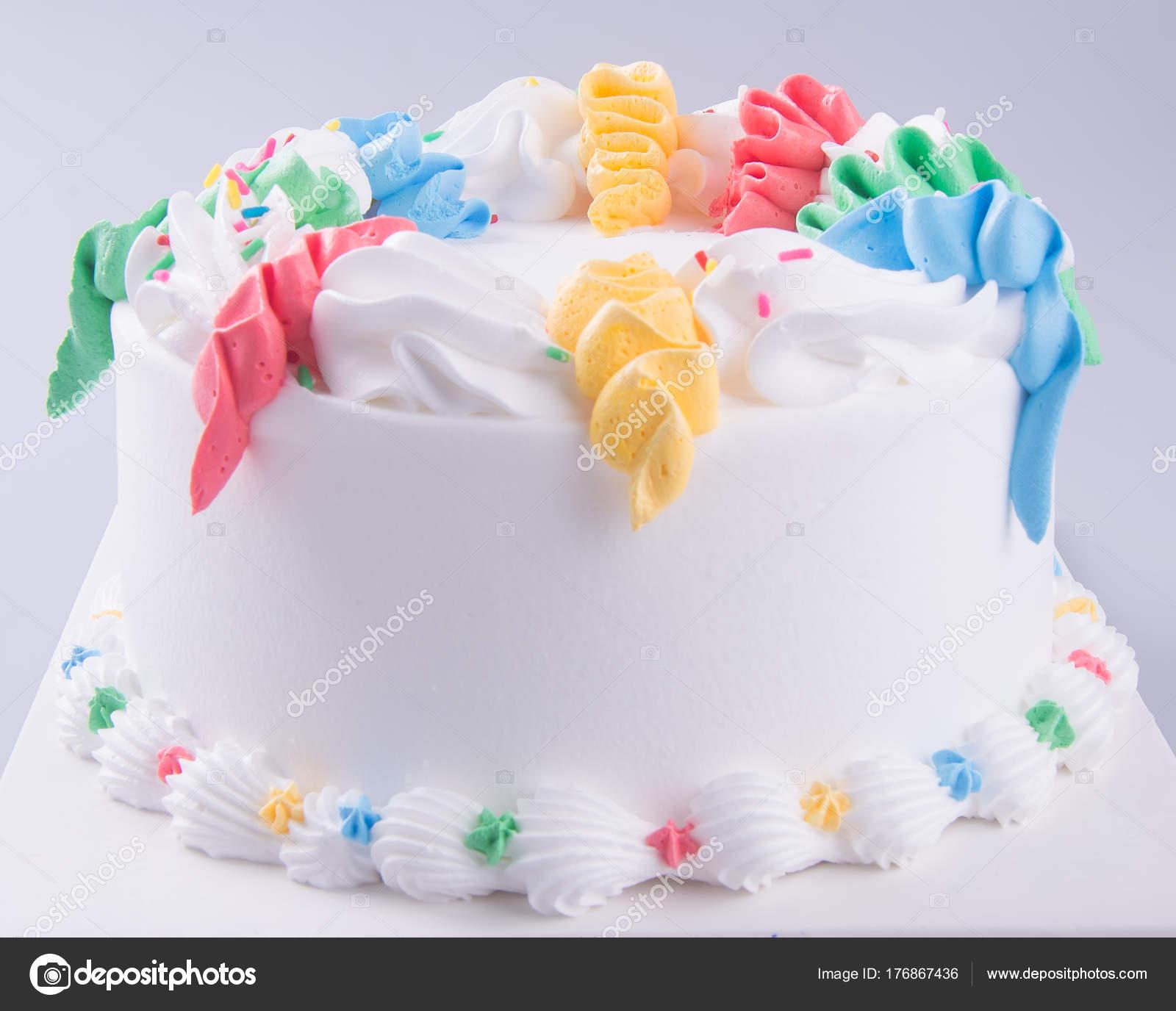 Cake Ice Cream Cake On Background Stock Photo Heinteh 176867436