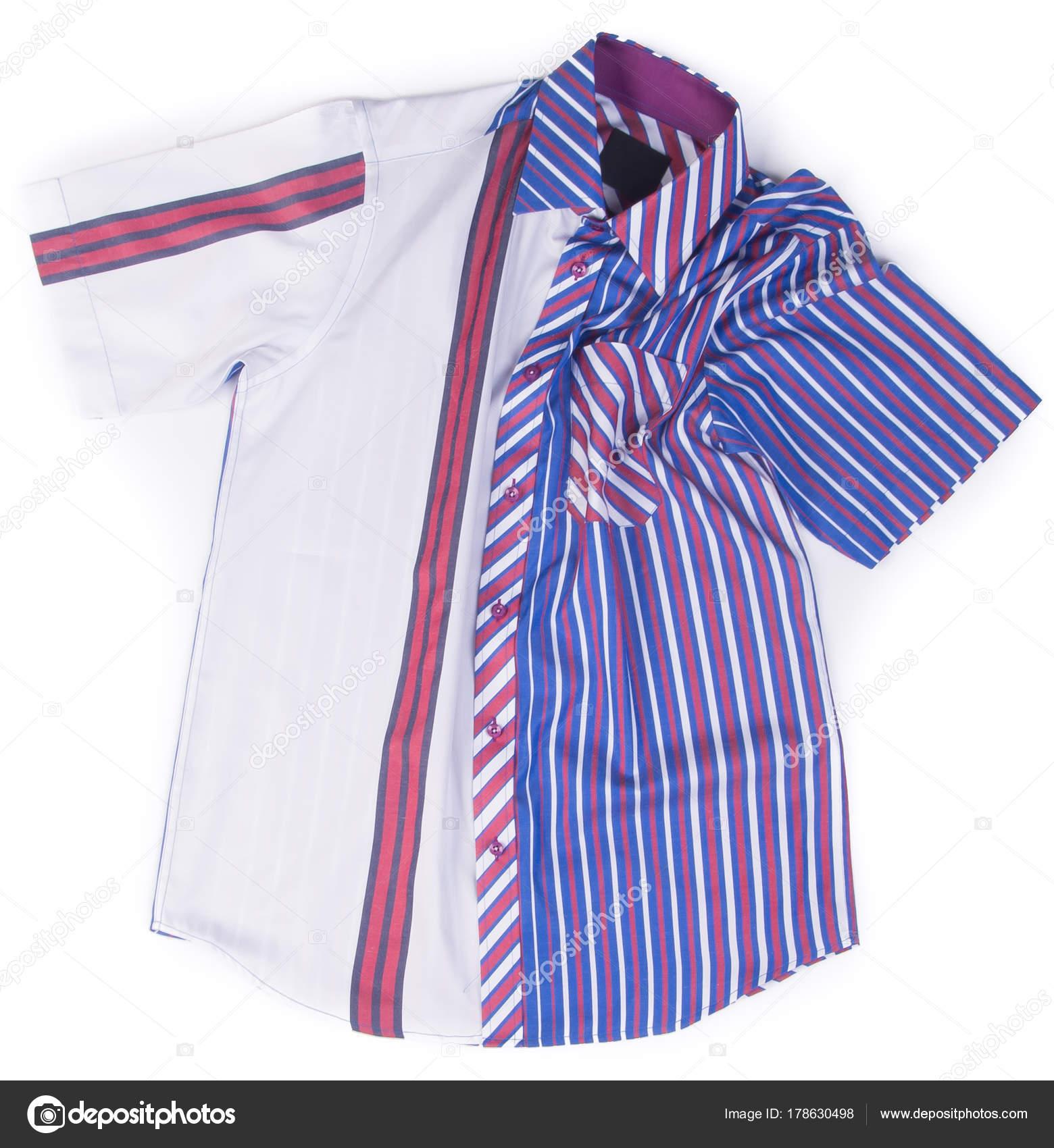 9e721e0f0a80 πουκάμισα. ανδρικά πουκάμισα μόδας σε φόντο — Φωτογραφία Αρχείου ...