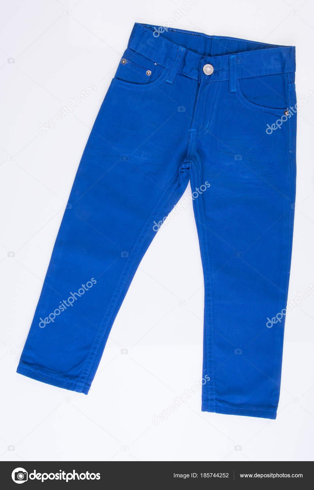 414095eb43 a gyerekek vagy a kék szín farmer a háttér farmer — Stock Fotó ...