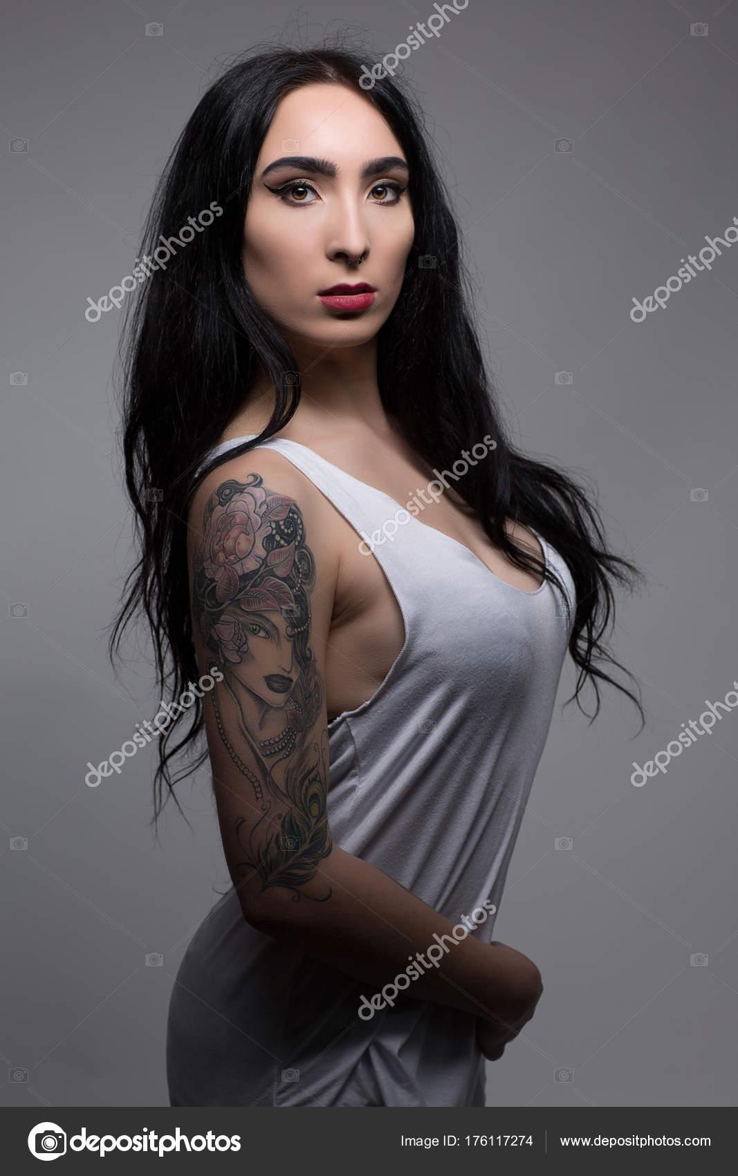 Women sexy boobs naked