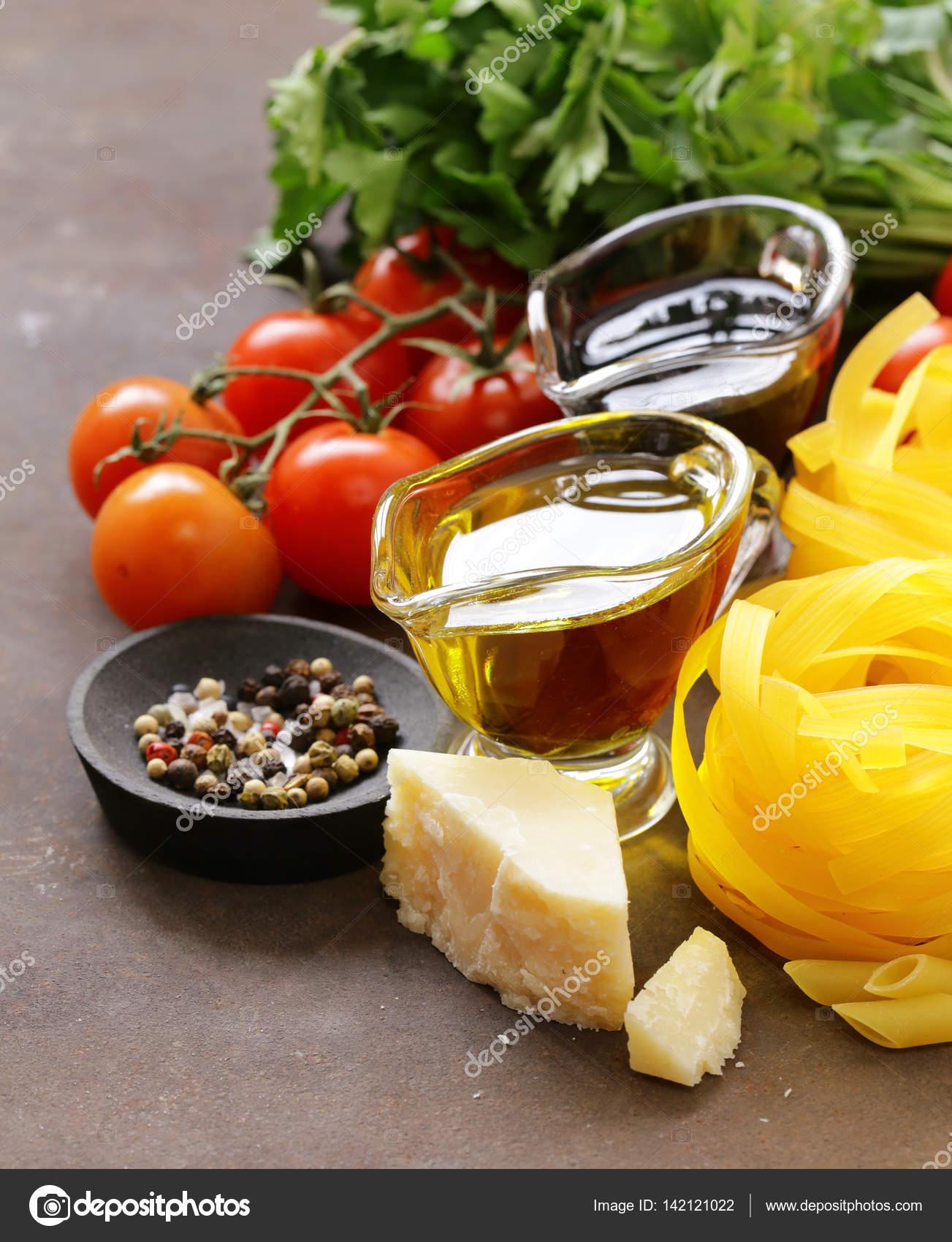 Ingredientes de comida italiana produtos hort colas for Ingredientes para comida