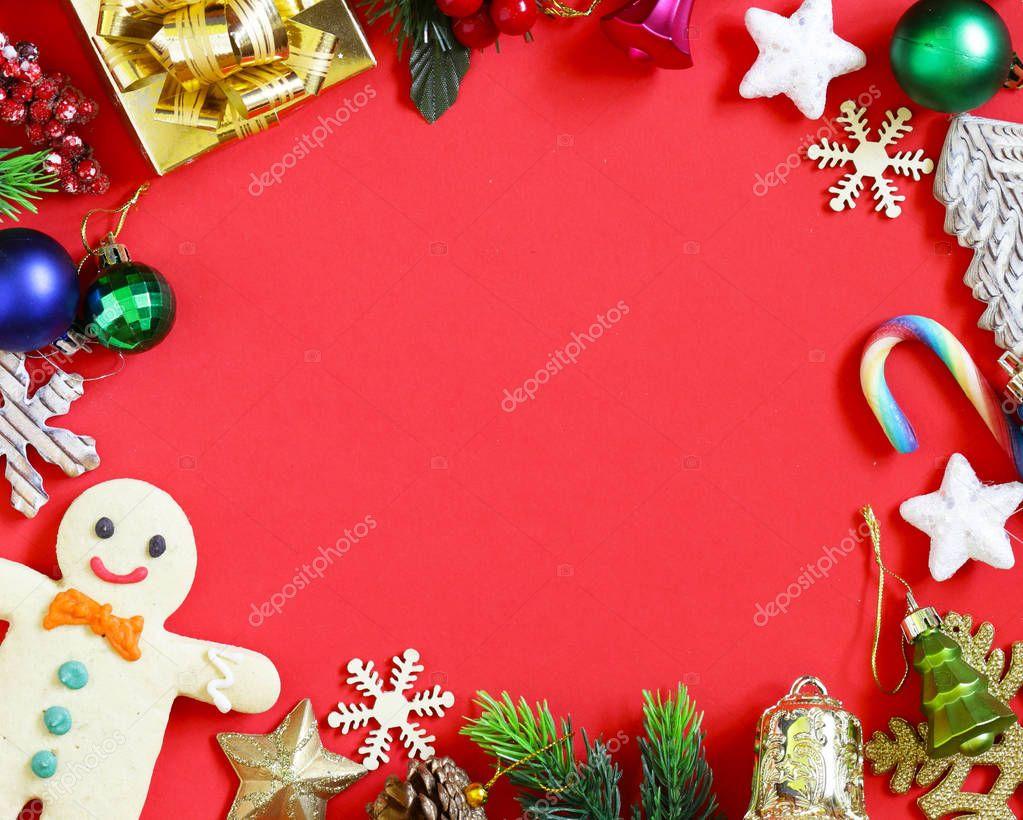 Decoraciones de la navidad dulces y adornos felices for Adornos navidenos 2017 trackid sp 006