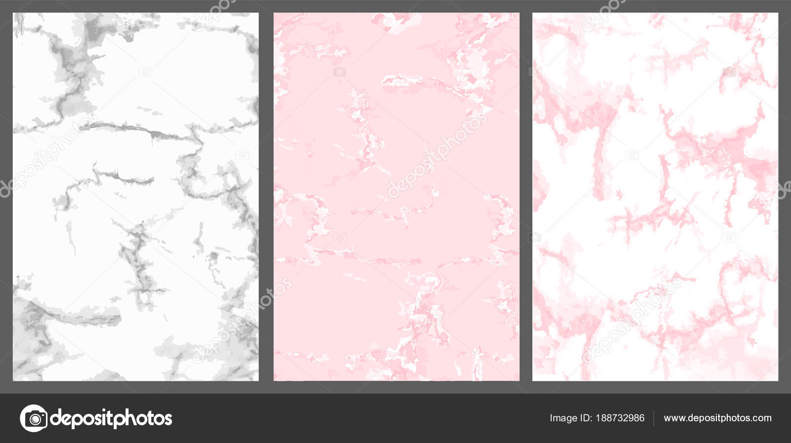 Background Pink White And Silver Marble Vector Cover Pink