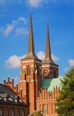 Dom zu Roskilde in Dänemark
