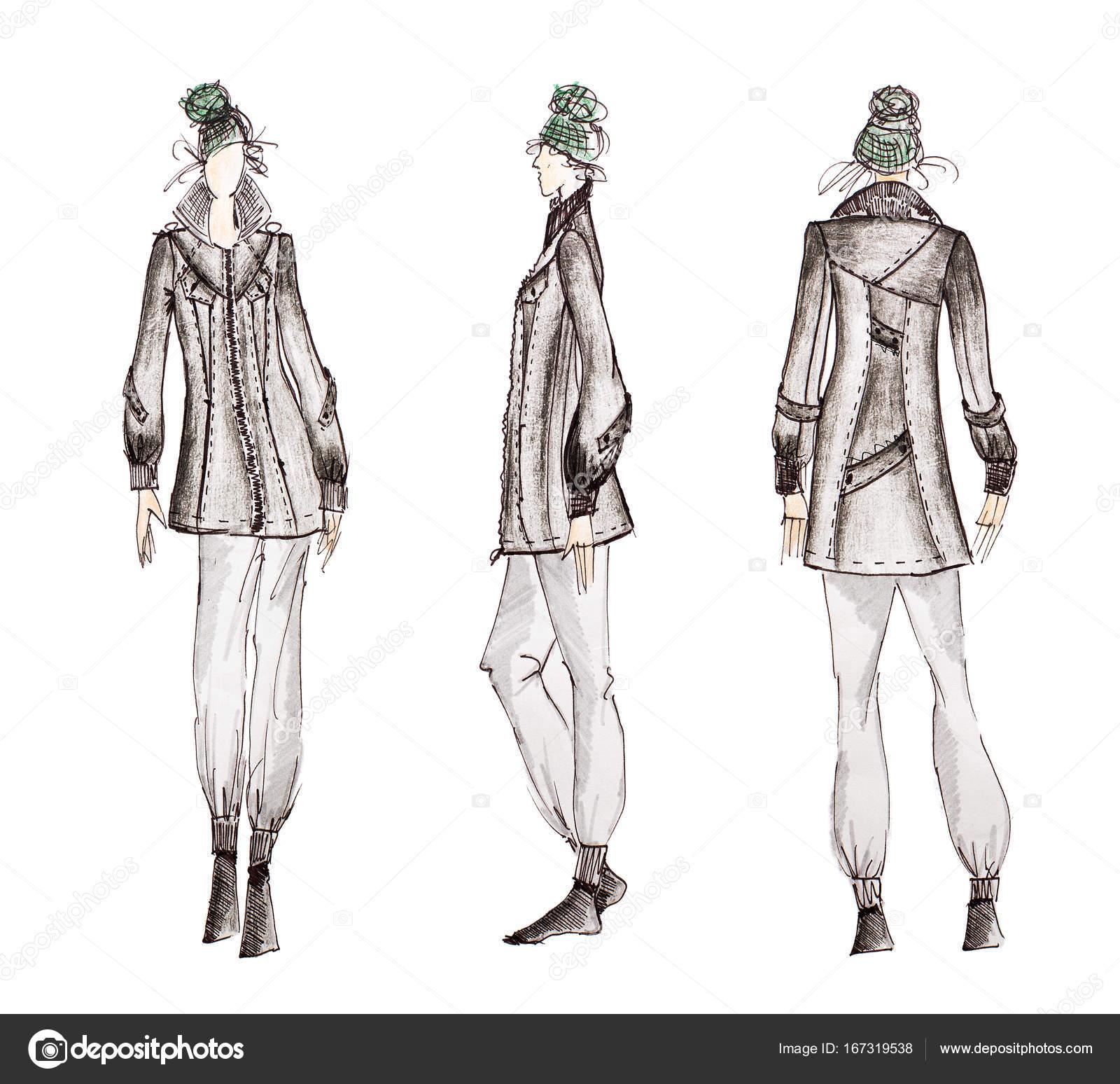 designer sketches