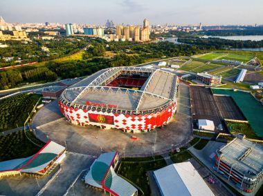 Spartak Stadium (Otkritie Arena) in Moscow