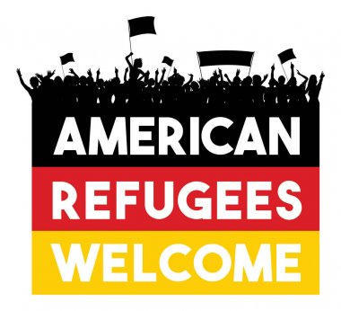 American Refugees Welcome