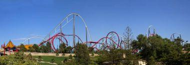 Europe, Spain, amusement park