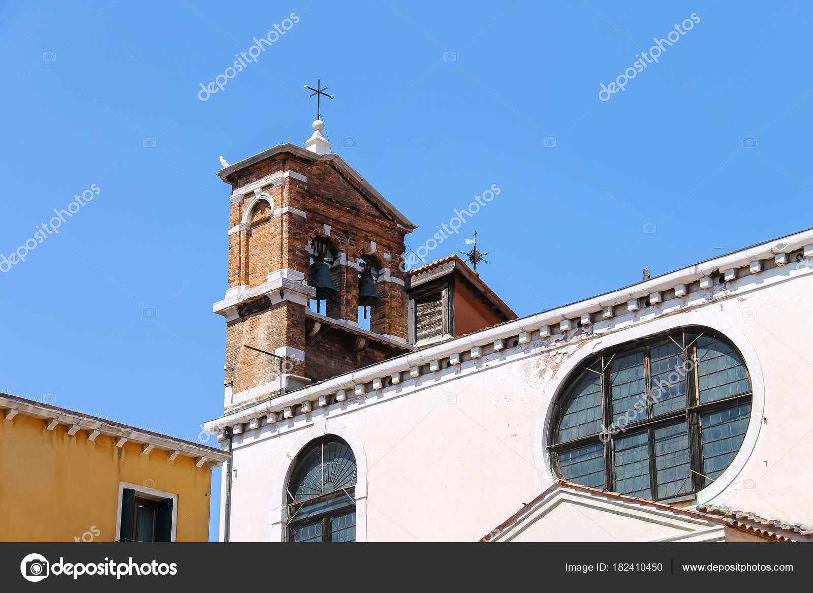 Campanas de iglesia de Santa Maria Zobenigo en Venecia