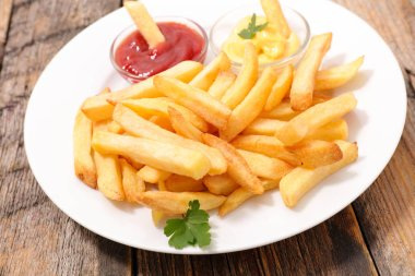 fried french fries