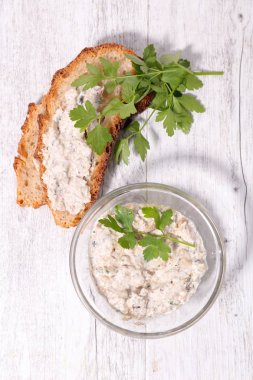 french rillettes appetizer