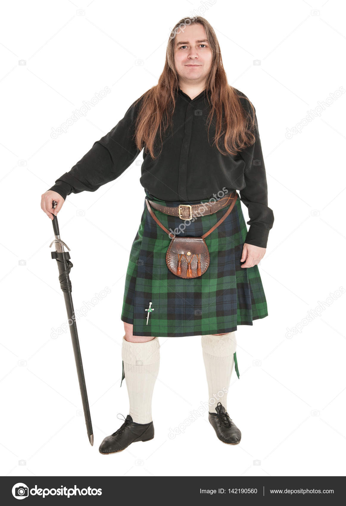 Scottish Man