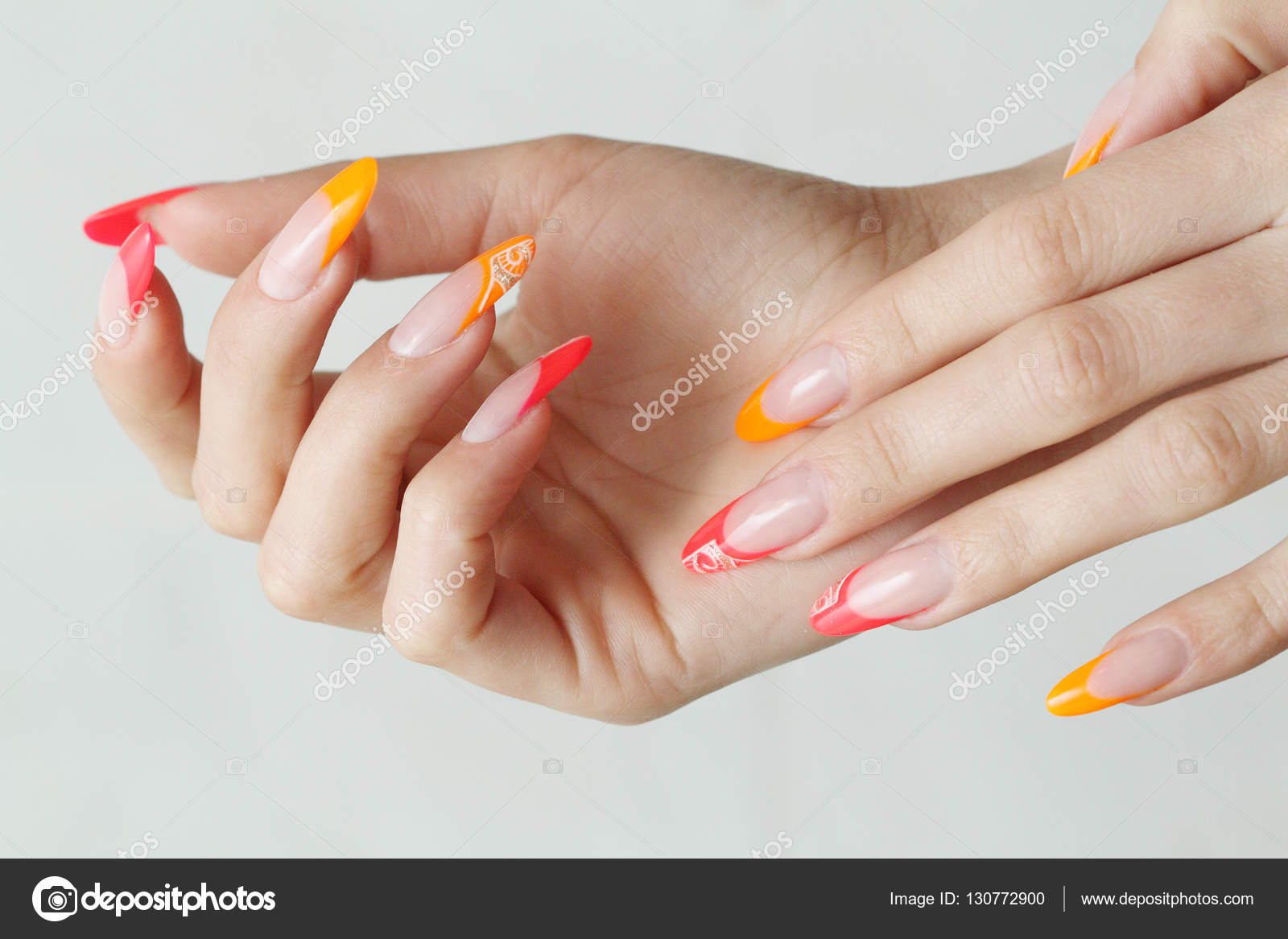 nagel kunst design — Stockfoto © elena1110 #130772900